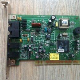 Прочее сетевое оборудование - Dial-up PCI Модем Acorp (голосовой), 0