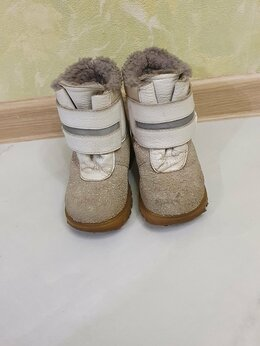 Обувь для малышей - Теплые детские зимние сапоги 21 р-р, 0