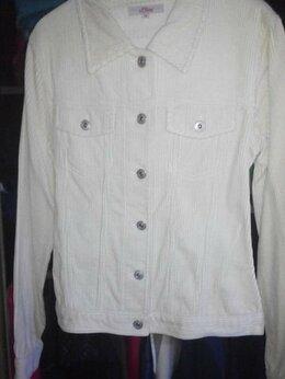 Рубашки и блузы - Пиджак-блуза для девочки вельветовый, 0