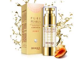 Косметика и гигиена - BIOAQUA Питательный крем для лица Pure Pearls, 0