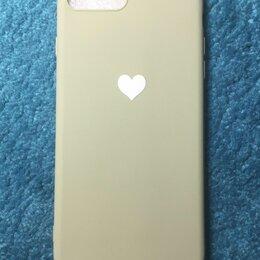 Чехлы - Чехол на айфон 7+  Новый, 0