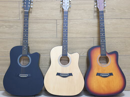 Акустические и классические гитары - Гитара концертная матовая, 0