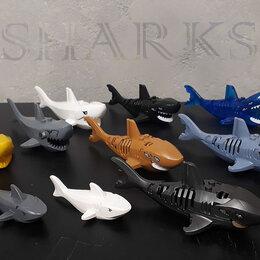 Игровые наборы и фигурки - Лего-акулы, 0