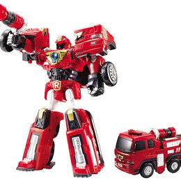 Автокресла - Тобот Пожарная машина, 0