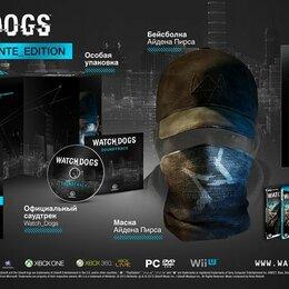 Игры для приставок и ПК - Watch Dogs. Vigilante Edition., 0
