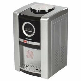 Кулеры для воды и питьевые фонтанчики - Кулер для воды SONNEN TEB-02, настольный,…, 0