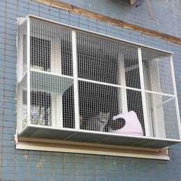 Сетки и решетки - Сетки на окна антикошка, 0