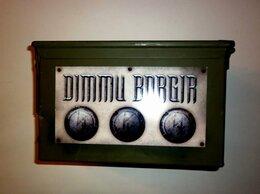 Музыкальные CD и аудиокассеты - Dimmu Borgir - Abrahadabra (USA) CD Limited…, 0