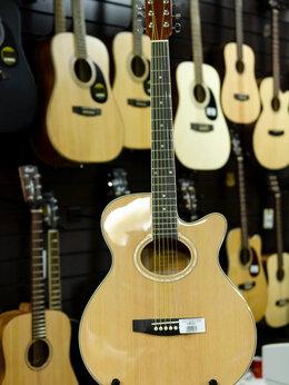 Акустические и классические гитары - АКУСТИЧЕСКАЯ ГИТАРА ДЖАМБО HOMAGE LF-401C-N, 0