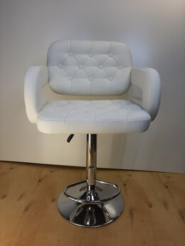 Мебель для салонов красоты - Стул визажиста, 0