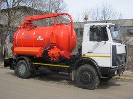 Аренда транспорта и товаров - Услуги ассенизатора, 0