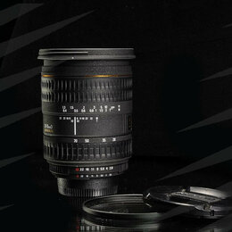 Объективы - Sigma AF EX 28-70 mm 2.8 for Nikon // 0309 📷 , 0