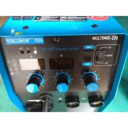 Сварочные аппараты - Сварочный полуавтомат Solaris multimig 226, 0