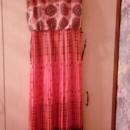 Домашняя одежда - Платье шикарное Из шифона-легкое-Турция, 0