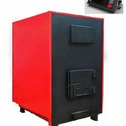 Отопительные котлы - Твердотопливный пиролизный котел Ф.Б.Р.Ж. КО - 80 кВт, 0