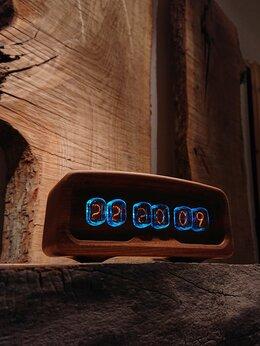 Часы настольные и каминные - Часы ламповые на газоразрядных индикаторах, 0