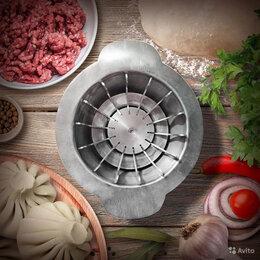 """Пельменницы, машинки для пасты и равиоли - Ручная Хинкальница Akita jp Classic dumpling """"Khinkali"""" Maker Machine Home Pro, 0"""