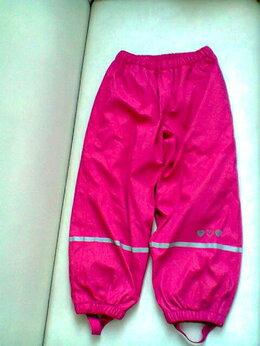 Полукомбинезоны и брюки - Штаны утепленные на девочку 110-116 размер, 0