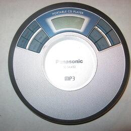 CD-проигрыватели - CD плейер MP3 Panasonic SL-SX450 стерео, 0