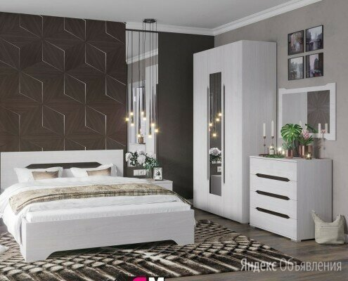 Спальня Валенсия по цене 31000₽ - Кровати, фото 0