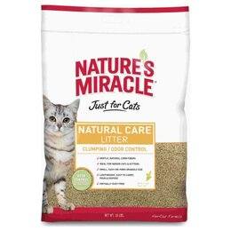 Наполнители для туалетов - 8in1 Nature`s Miracle Just For Cats Natural Care…, 0