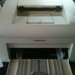 Принтеры и МФУ - Принтер Samsung ML1615, 0