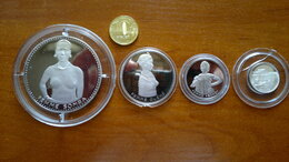 Монеты - ДАГОМЕЯ (с 1974 г. БЕНИН) набор из 4-х…, 0