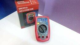 Измерительные инструменты и приборы - 🔥 Цифровой мультиметр DT 33B, 0