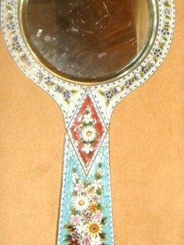 Зеркала - Зеркало ручное микромозаика micromosaic grand…, 0