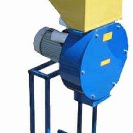 Прочая техника - Измельчитель зерна молотковый, производительность 200 кг/ч, 0