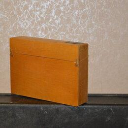 Другое - Деревянная коробка СССР. Привезу бесплатно, 0