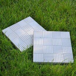Железобетонные изделия - Тротуарная плитка 300.300, 0