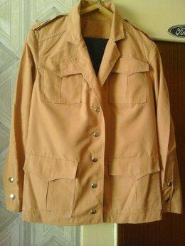 Пиджаки - Пиджак-куртка женская, размер: 44/46 (М), 0