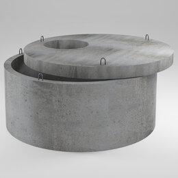Железобетонные изделия - Кольца колодцев, 0