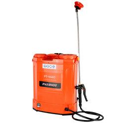 Электрические и бензиновые опрыскиватели - Распылитель ранцевый PATRIOT PT-16AC ( артикул…, 0