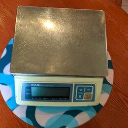 Прочее оборудование - Весы CAS sw 10 sd до 10 кг, 0