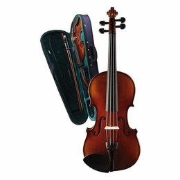 Смычковые инструменты - Скрипка Carayа MV-004 1/4, 0