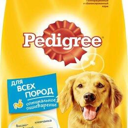 Корма  - Сухой корм Pedigree для взрослых собак, говядина, 13 кг, 0