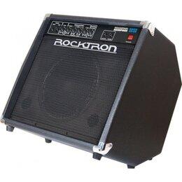 Оборудование для звукозаписывающих студий - Комб басовый Rocktron Bass60, 0