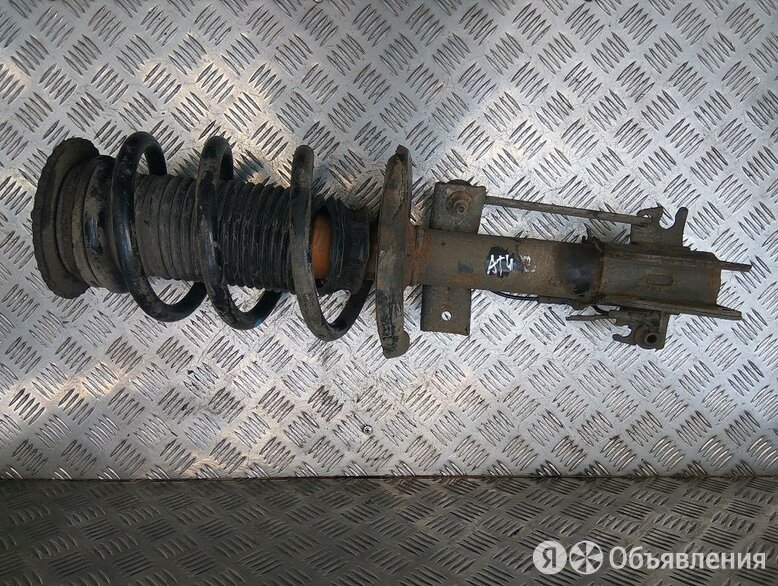 Стойка амортизатора передняя левая  РЕНО Master 3 по цене 5500₽ - Ходовая , фото 0