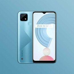 Мобильные телефоны - Realme C21 NFC 64GB Blue Новый Гарантия, 0