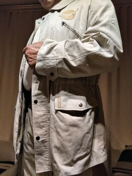 Куртки - 🔴 NASA Америка куртка со съемной теплой…, 0