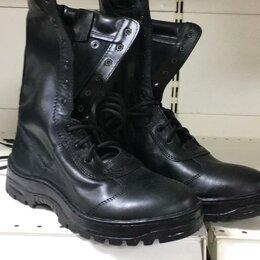 Одежда и обувь - Берцы натуральная кожа 44, 0