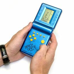 Ретро-консоли и электронные игры - Легендарный Тетрис электронный Brick Game, 0