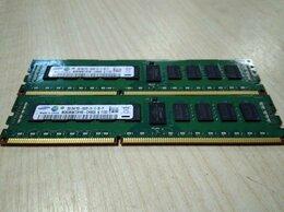 Модули памяти - RAM Samsung DDR3 2048/10600/1333 ECC, 0