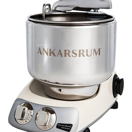 Кухонные комбайны и измельчители - Комбайн Ankarsrum AKM 6230 светло-кремовый, 0