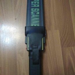 Фрисби - Ручной металлодетектор новый на аккумуляторе, 0