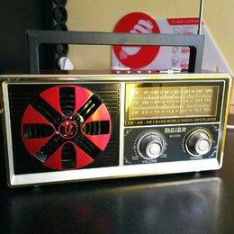 Радиоприемники - Радиоприемник Meier M-U106 (USB\SD\MP3\220V), 0