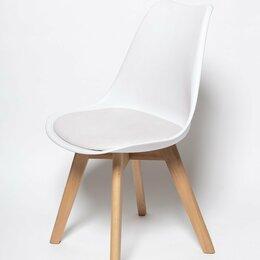 Стулья, табуретки - Стул Eames мягкий белый, 0