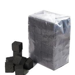 Уголь - Уголь кокосовый Horeca 25мм 1кг 72шт, 0